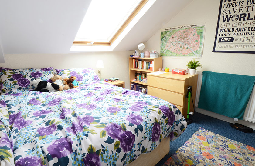 Affordable student accommodation Meldon Terrace in Shieldfield, Newcastle upon Tyne