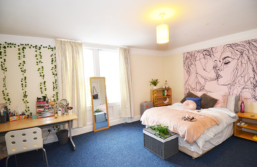 Amazing student accommodation Meldon Terrace in Newcastle