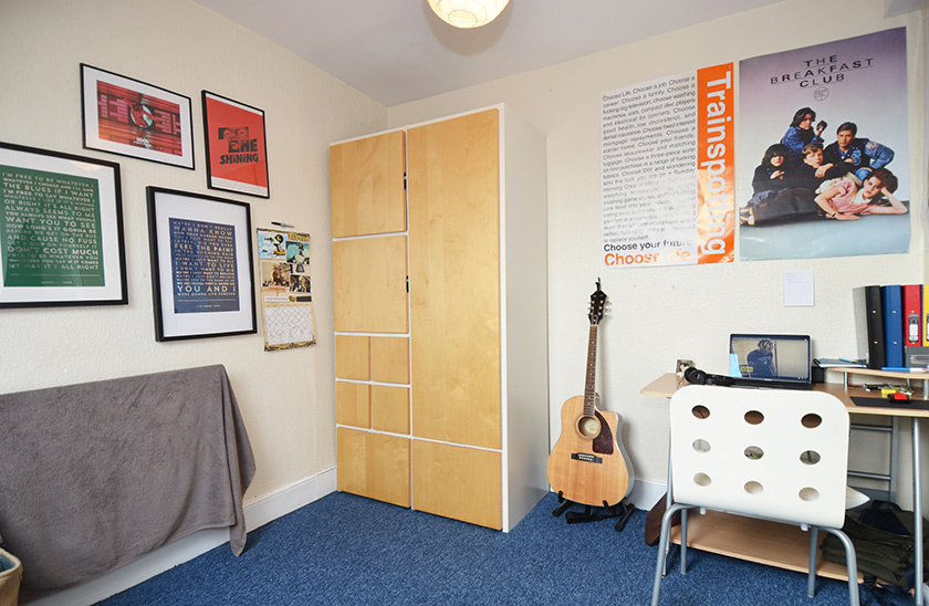Fantastic student accommodation Meldon Terrace in Newcastle
