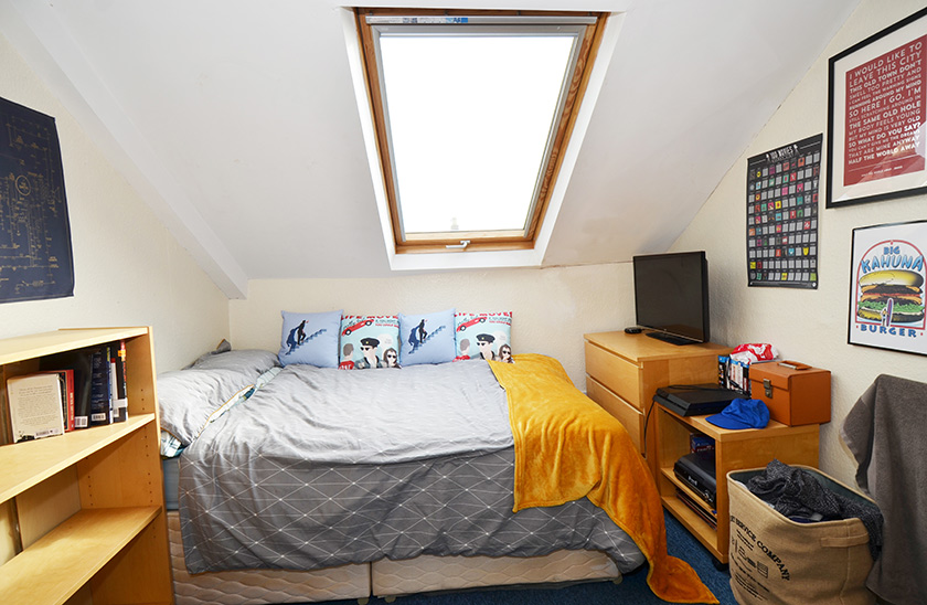 Amazing student accommodation Meldon Terrace in Jesmond, Newcastle upon Tyne