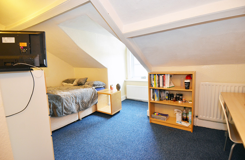 Amazing student accommodation Meldon Terrace in Shieldfield, Newcastle upon Tyne
