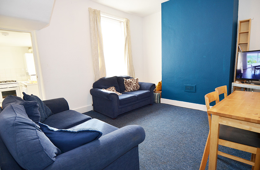 Fantastic student accommodation Meldon Terrace in Jesmond, Newcastle upon Tyne