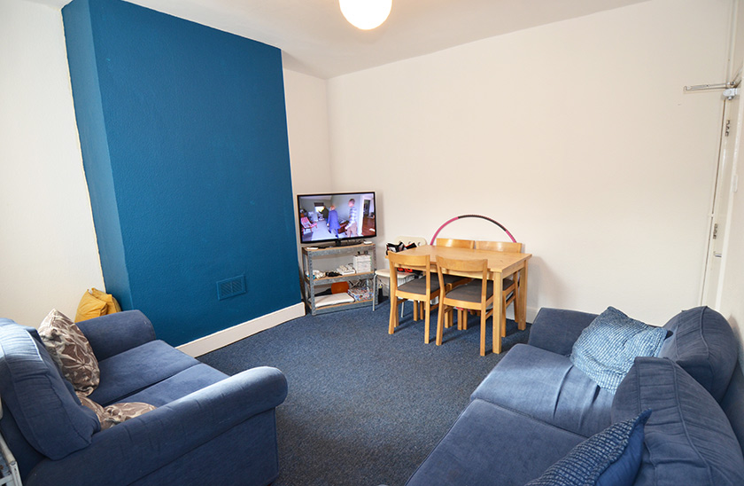 Affordable student accommodation Meldon Terrace in Heaton, Newcastle upon Tyne